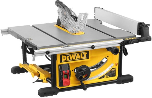 Dewalt DWE7492 Tafelzaag 250mm (Doos)