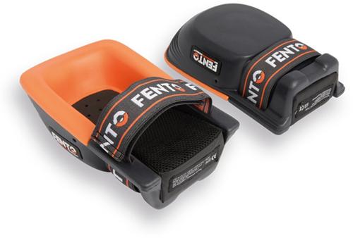 Fento 200 Pro Kniebeschermer Met Elastieken