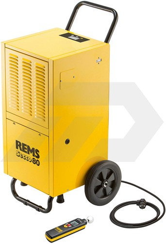 Rems Secco 80 Set Bouwdroger Met Detect W Detector