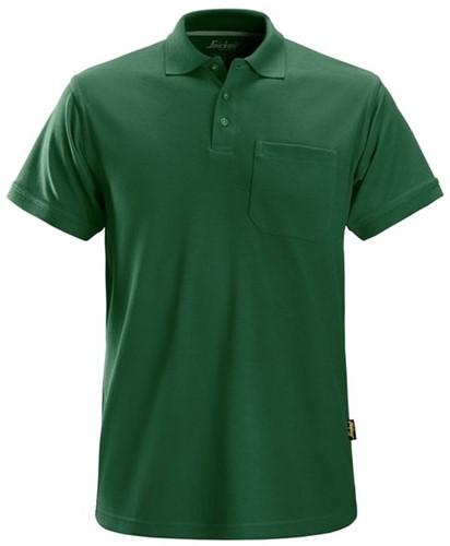 Snickers Classic Polo Shirt Groen XXL