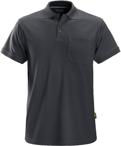 Snickers Polo Shirt Donker Grijs XXL