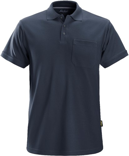 Snickers Polo Shirt Navy XL